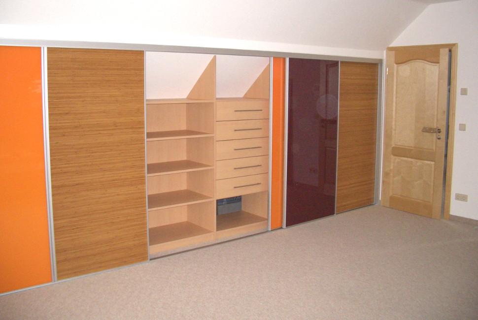 cern schranksysteme cern schranksysteme einbauschr nke nach ma unter einer schr ge. Black Bedroom Furniture Sets. Home Design Ideas